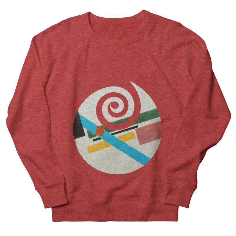 plain // clone Men's French Terry Sweatshirt by Shadeprint's Artist Shop
