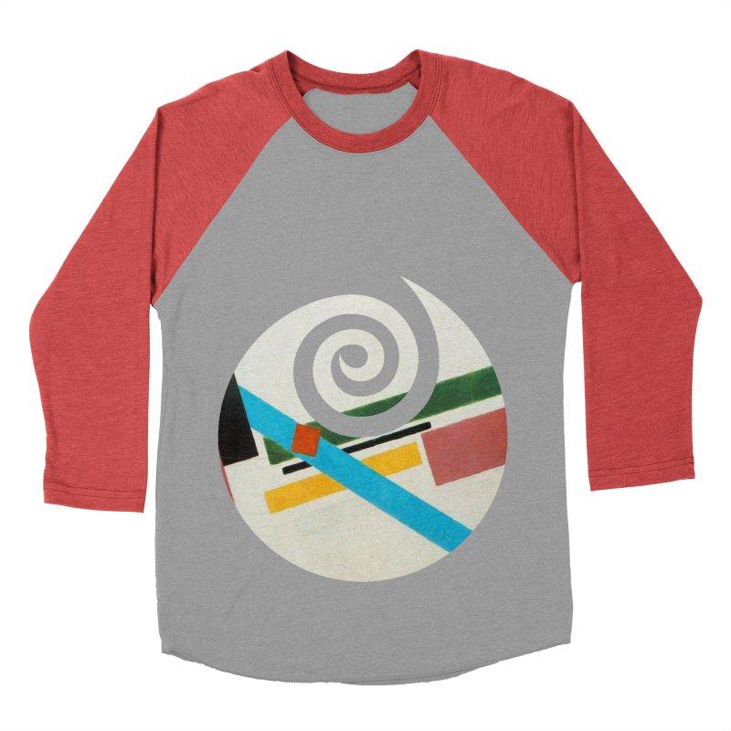 plain // clone Women's Baseball Triblend Longsleeve T-Shirt by Shadeprint's Artist Shop