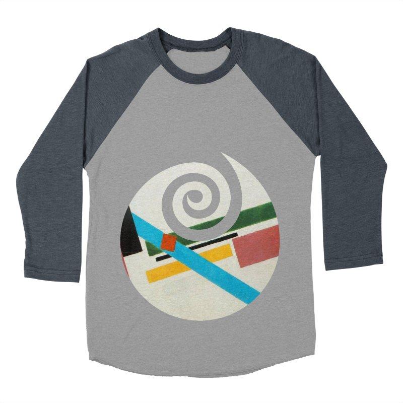 plain // clone Men's Baseball Triblend Longsleeve T-Shirt by Shadeprint's Artist Shop