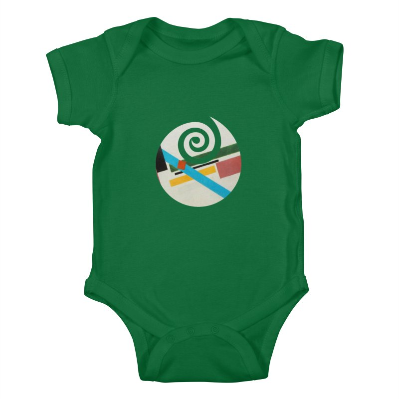 plain // clone Kids Baby Bodysuit by Shadeprint's Artist Shop
