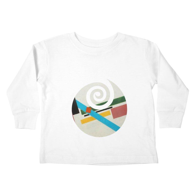 plain // clone Kids Toddler Longsleeve T-Shirt by Shadeprint's Artist Shop