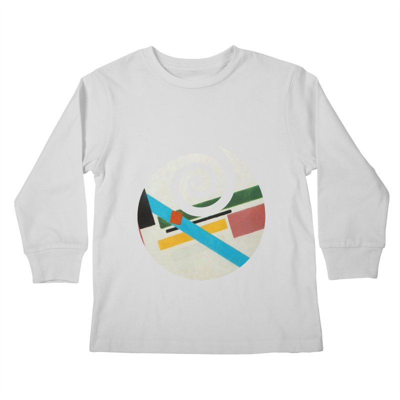 plain // clone Kids Longsleeve T-Shirt by Shadeprint's Artist Shop