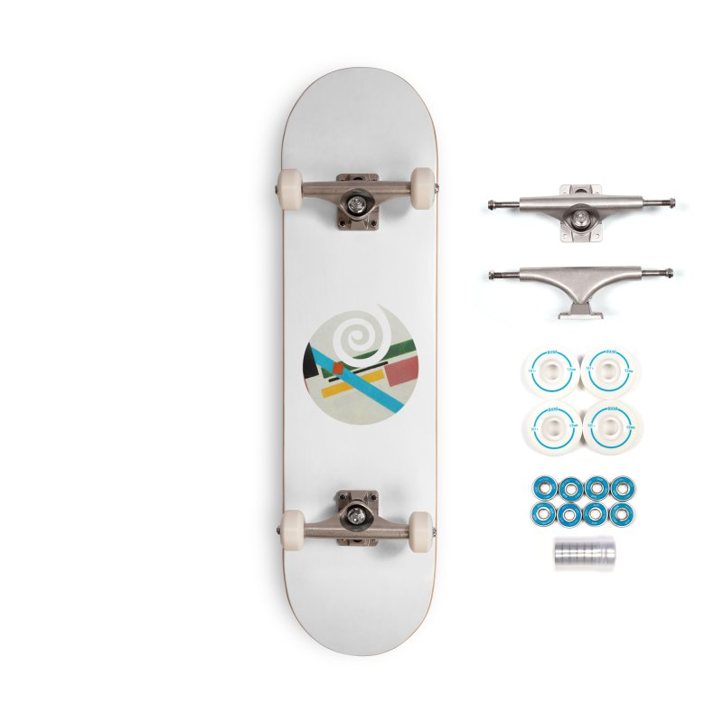 plain // clone Accessories Complete - Basic Skateboard by Shadeprint's Artist Shop