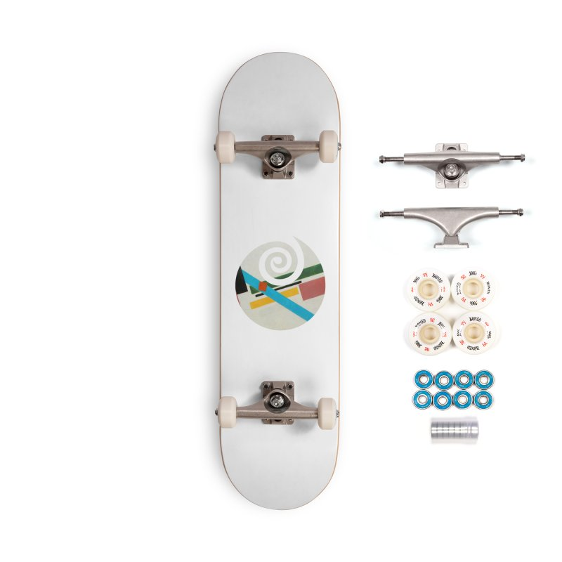 plain // clone Accessories Complete - Premium Skateboard by Shadeprint's Artist Shop