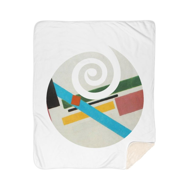plain // clone Home Sherpa Blanket Blanket by Shadeprint's Artist Shop