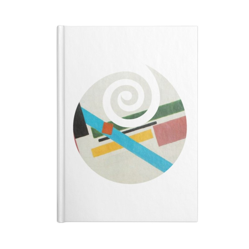 plain // clone Accessories Lined Journal Notebook by Shadeprint's Artist Shop