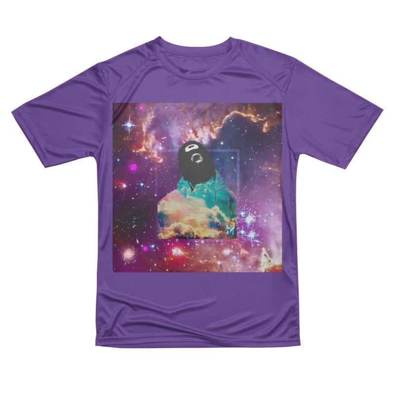 Astronauts $trange Atmospheric Parasite. Men's Performance T-Shirt by Shadeprint's Artist Shop