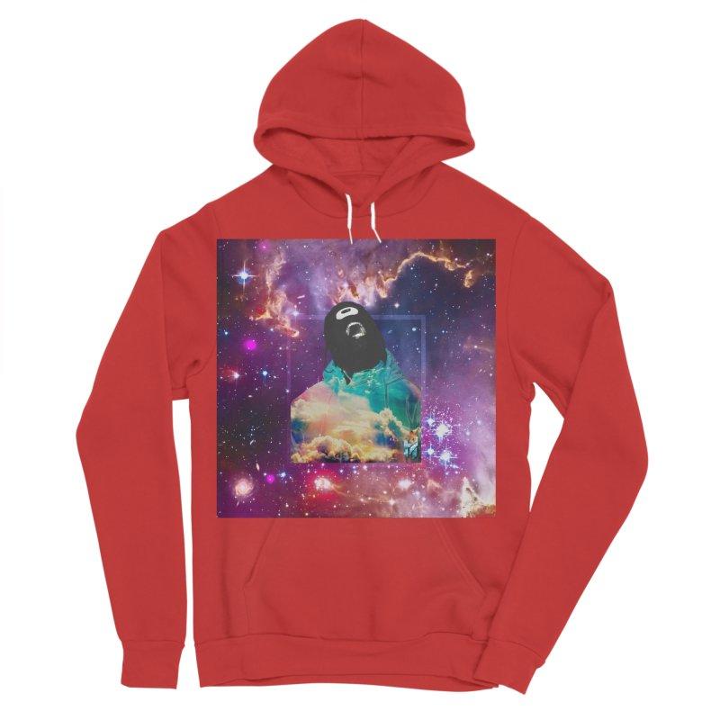Astronauts $trange Atmospheric Parasite. Women's Sponge Fleece Pullover Hoody by Shadeprint's Artist Shop