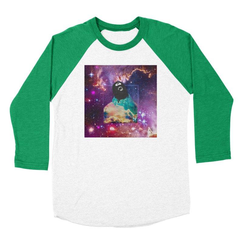 Astronauts $trange Atmospheric Parasite. Men's Baseball Triblend Longsleeve T-Shirt by Shadeprint's Artist Shop