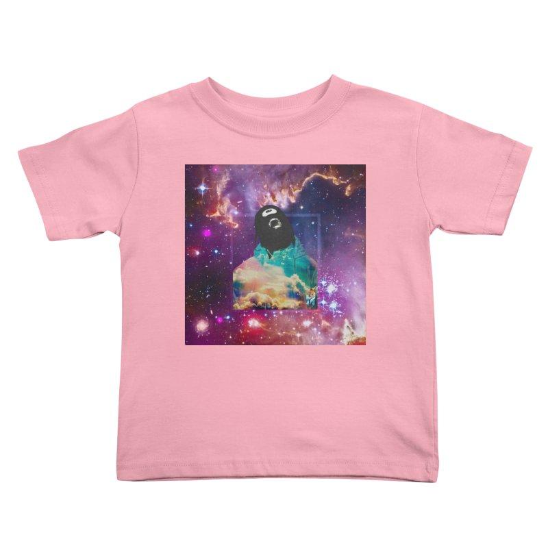 Astronauts $trange Atmospheric Parasite. Kids Toddler T-Shirt by Shadeprint's Artist Shop