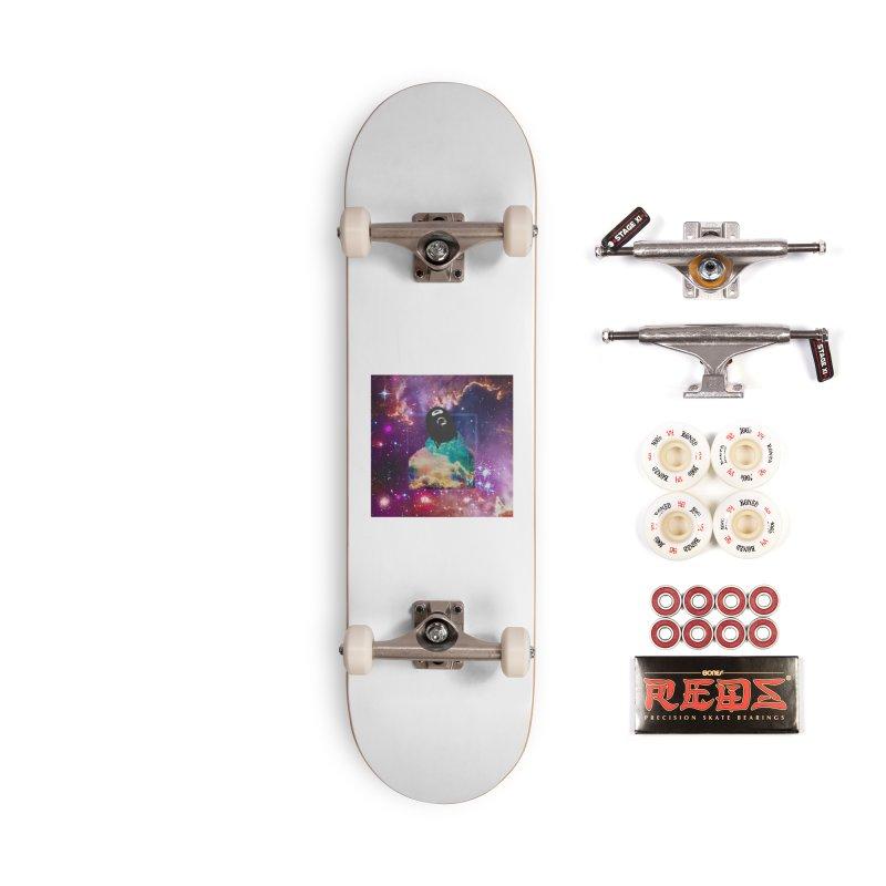 Astronauts $trange Atmospheric Parasite. Accessories Complete - Pro Skateboard by Shadeprint's Artist Shop