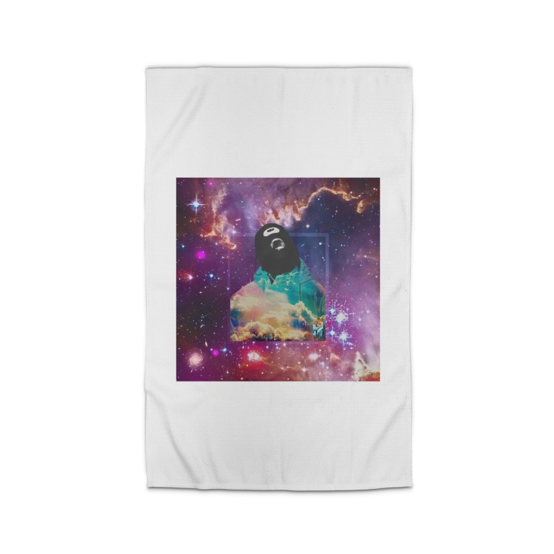 Astronauts $trange Atmospheric Parasite. Home Rug by Shadeprint's Artist Shop