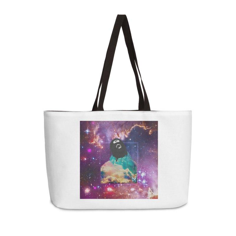 Astronauts $trange Atmospheric Parasite. Accessories Bag by Shadeprint's Artist Shop