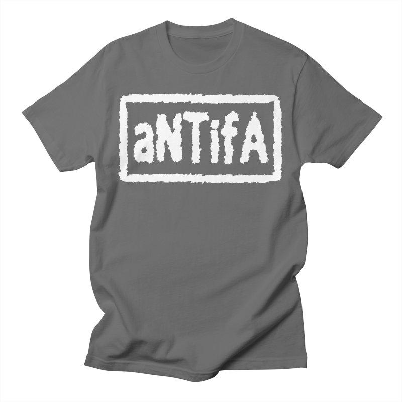 nEw WorLD aNTiFA Men's T-Shirt by SHADEPRINT.DESIGN