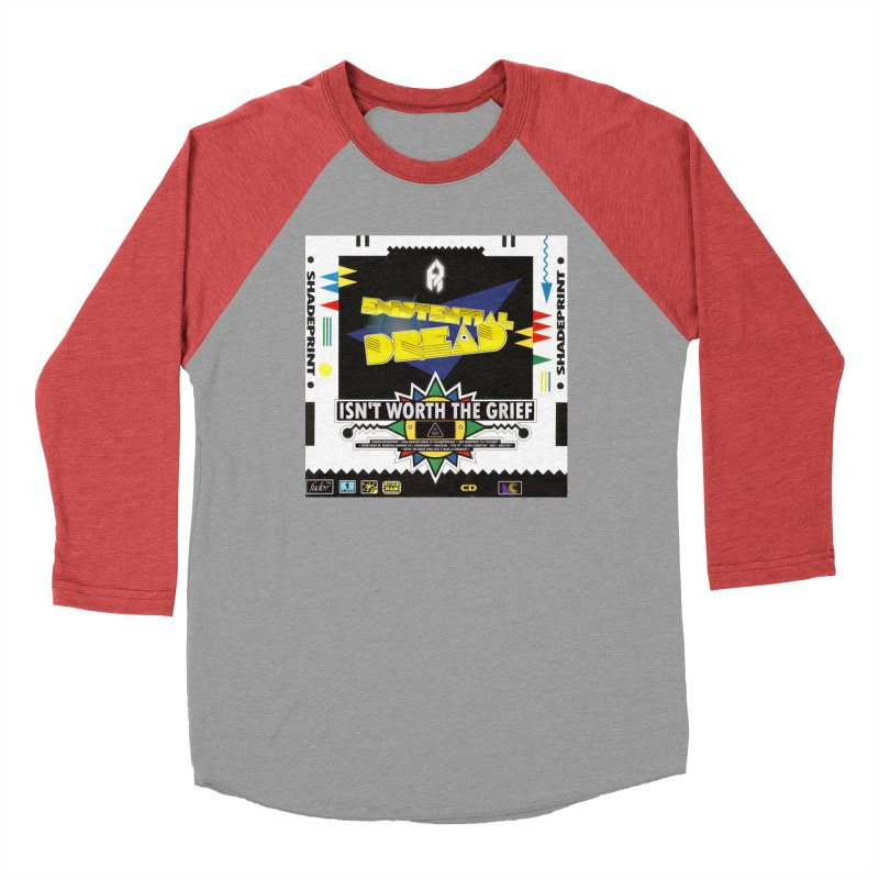 Existential Grief Men's Longsleeve T-Shirt by SHADEPRINT.DESIGN