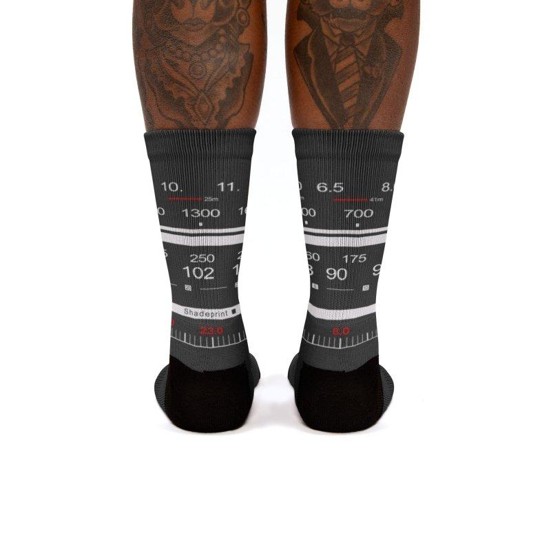 Shadeprint FM Women's Socks by SHADEPRINT.DESIGN