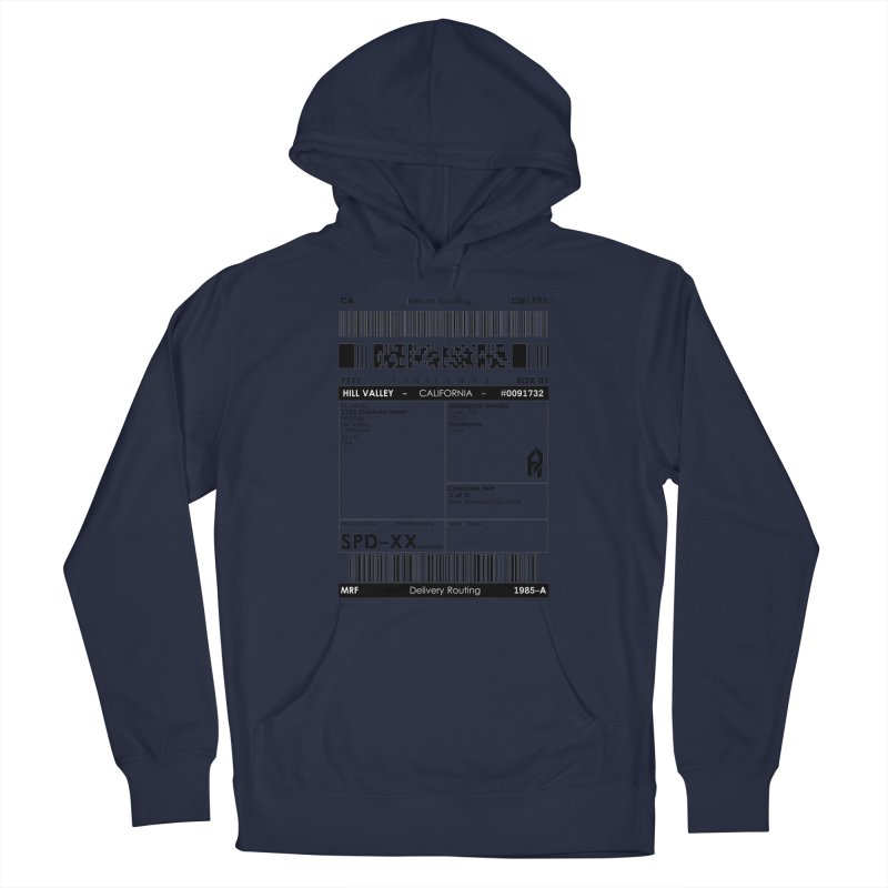 To the McFly Residence Men's Pullover Hoody by SHADEPRINT.DESIGN