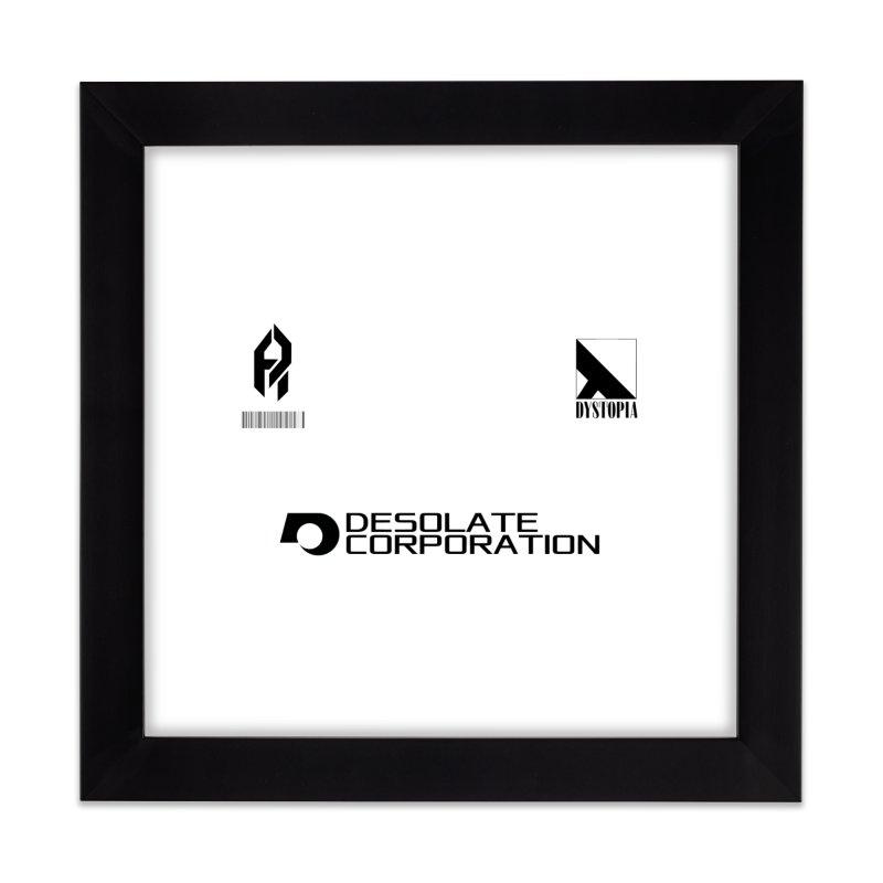Dystopian Kit. Home Framed Fine Art Print by SHADEPRINT.DESIGN
