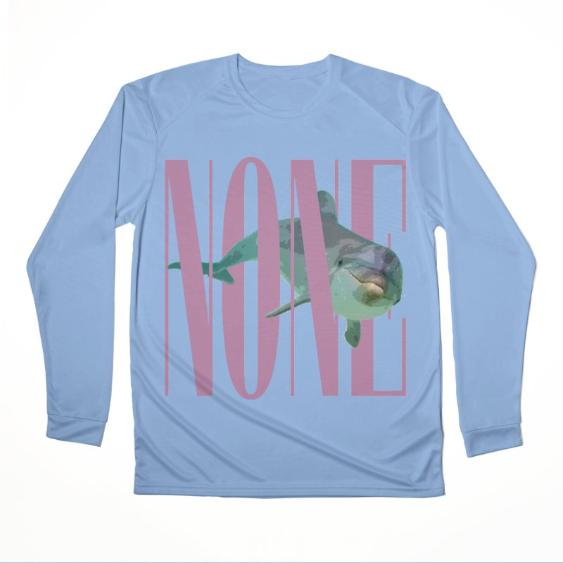 NONE.avi Men's Longsleeve T-Shirt by SHADEPRINT.DESIGN
