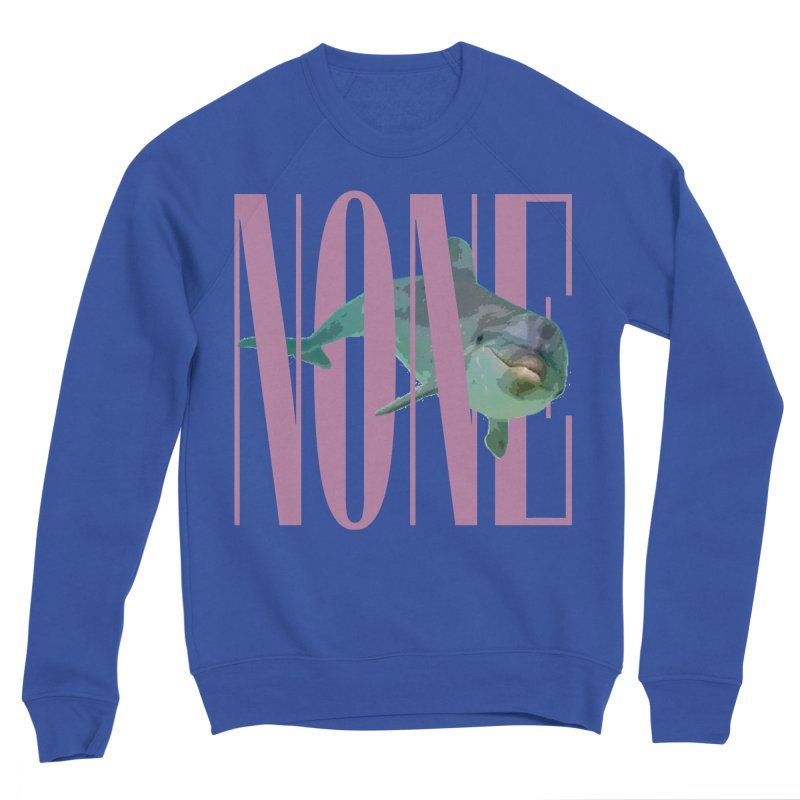 NONE.avi Women's Sweatshirt by SHADEPRINT.DESIGN