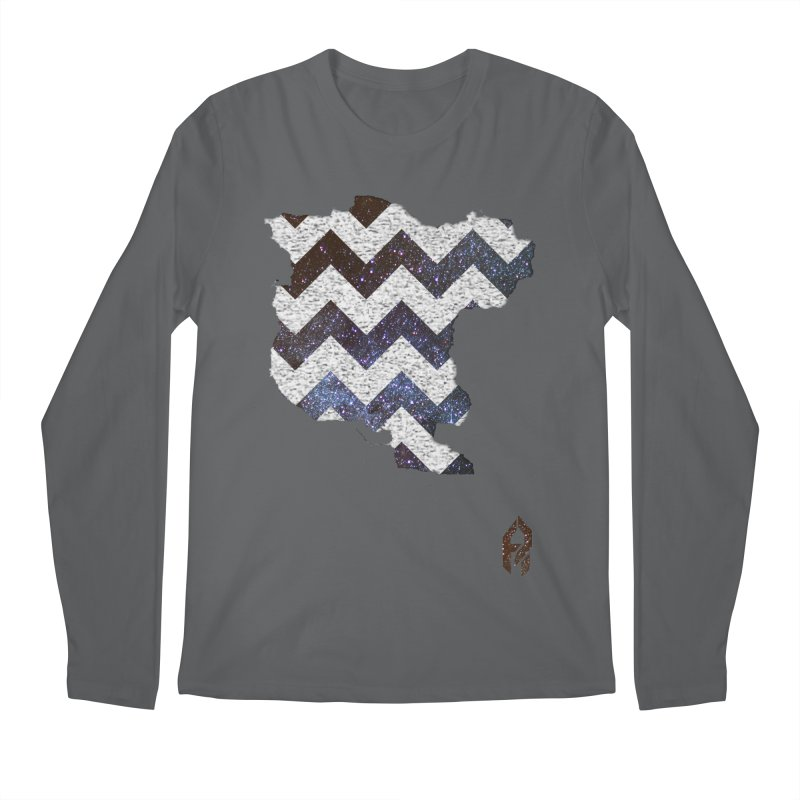 Simulacrum. Men's Longsleeve T-Shirt by SHADEPRINT.DESIGN