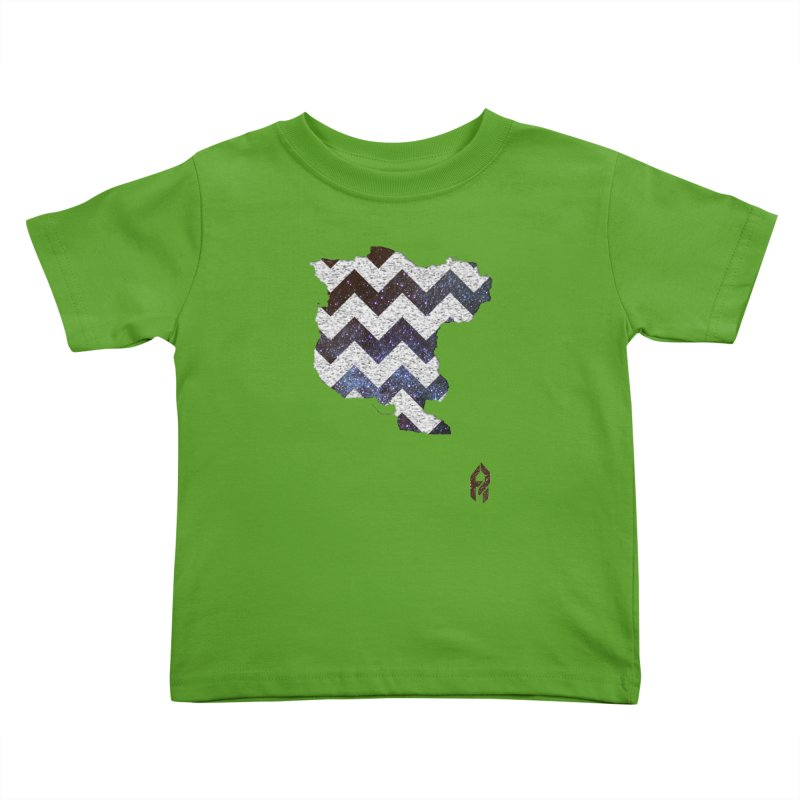 Simulacrum. Kids Toddler T-Shirt by SHADEPRINT.DESIGN