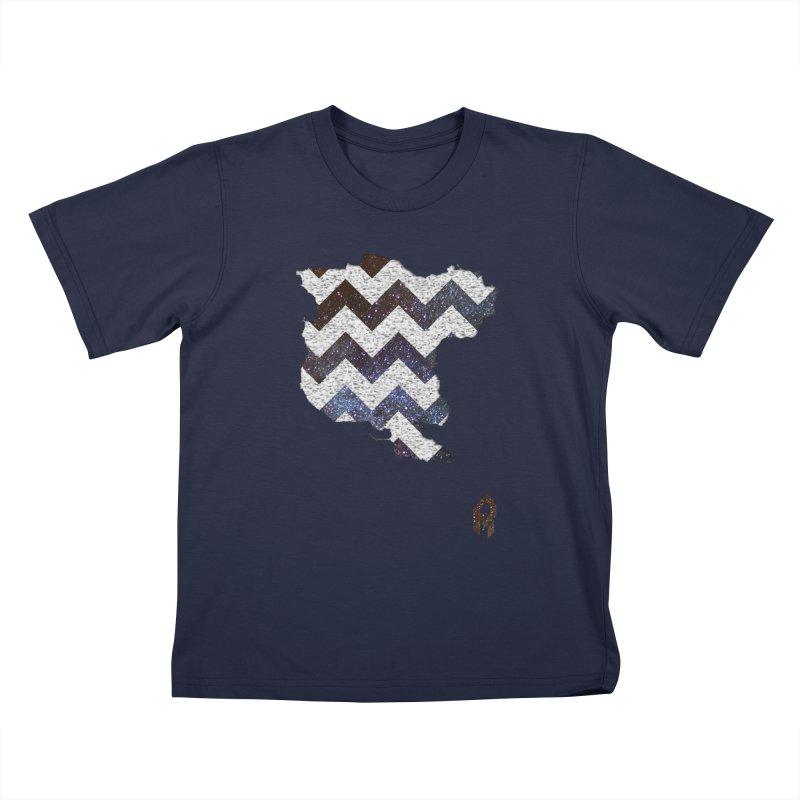 Simulacrum. Kids T-Shirt by SHADEPRINT.DESIGN