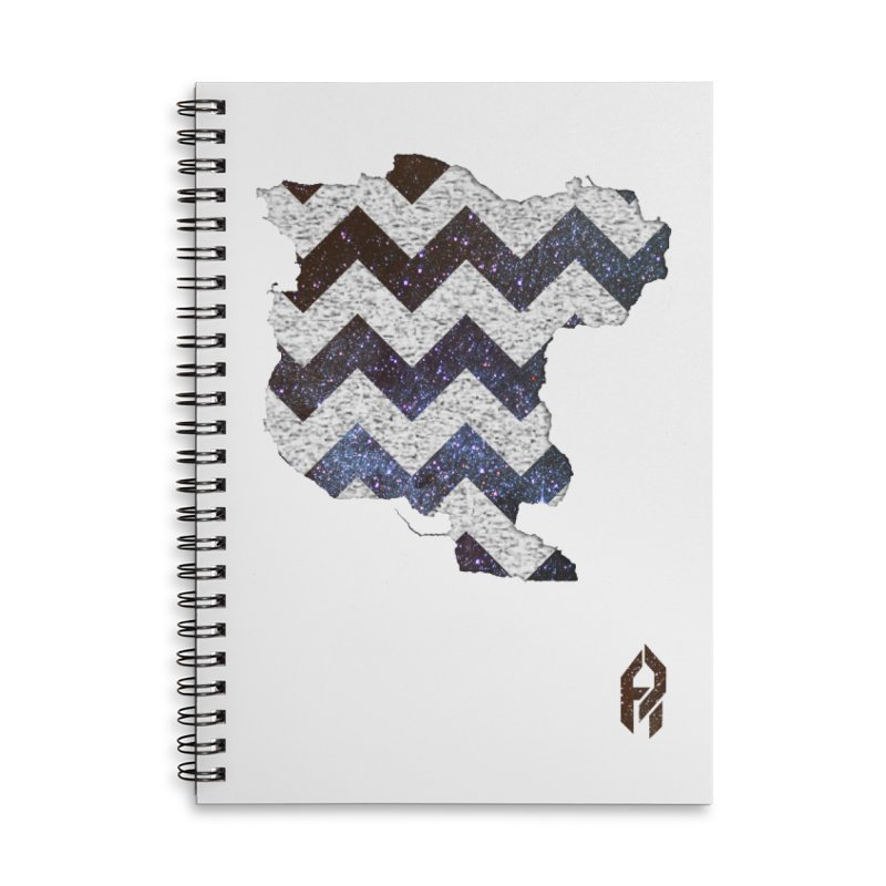 Simulacrum. Accessories Notebook by SHADEPRINT.DESIGN