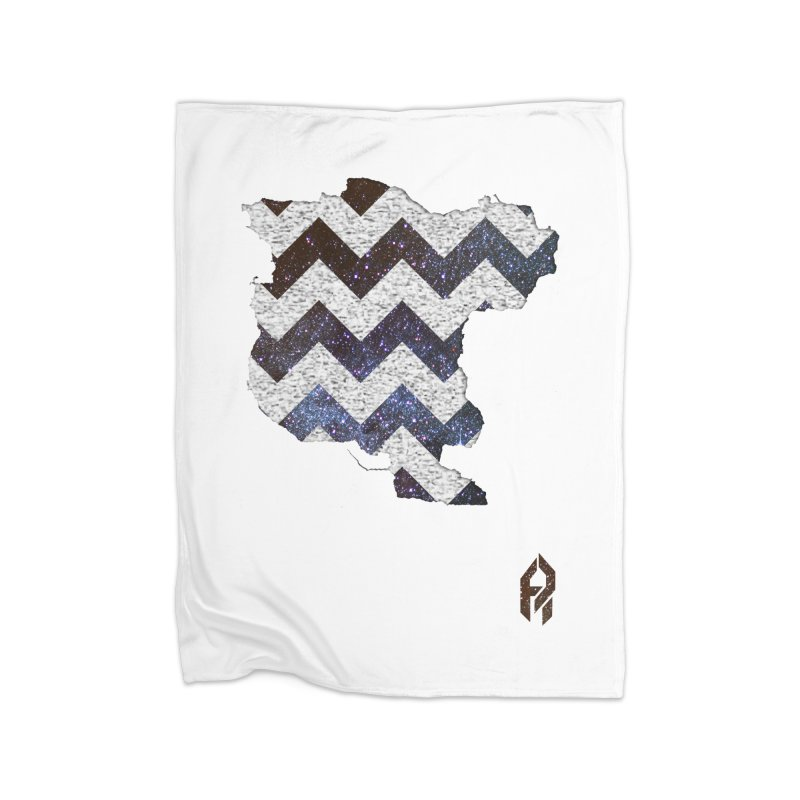 Simulacrum. Home Blanket by SHADEPRINT.DESIGN
