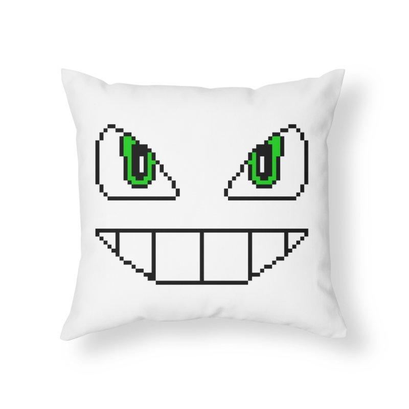 Gengoro Home Throw Pillow by SHADEPRINT.DESIGN