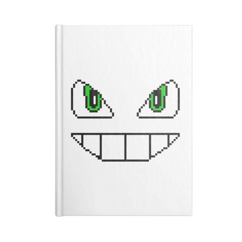 Gengoro Accessories Notebook by SHADEPRINT.DESIGN
