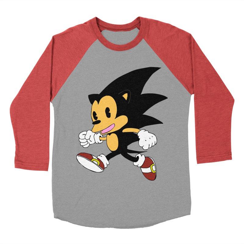 Vintage the Hedgehog Men's Longsleeve T-Shirt by Shadeprint's Artist Shop