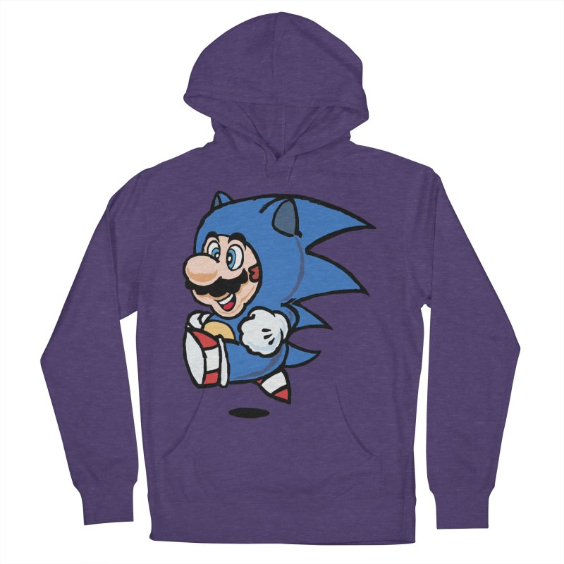 Sonooki Suit Men's Pullover Hoody by Shadeprint's Artist Shop