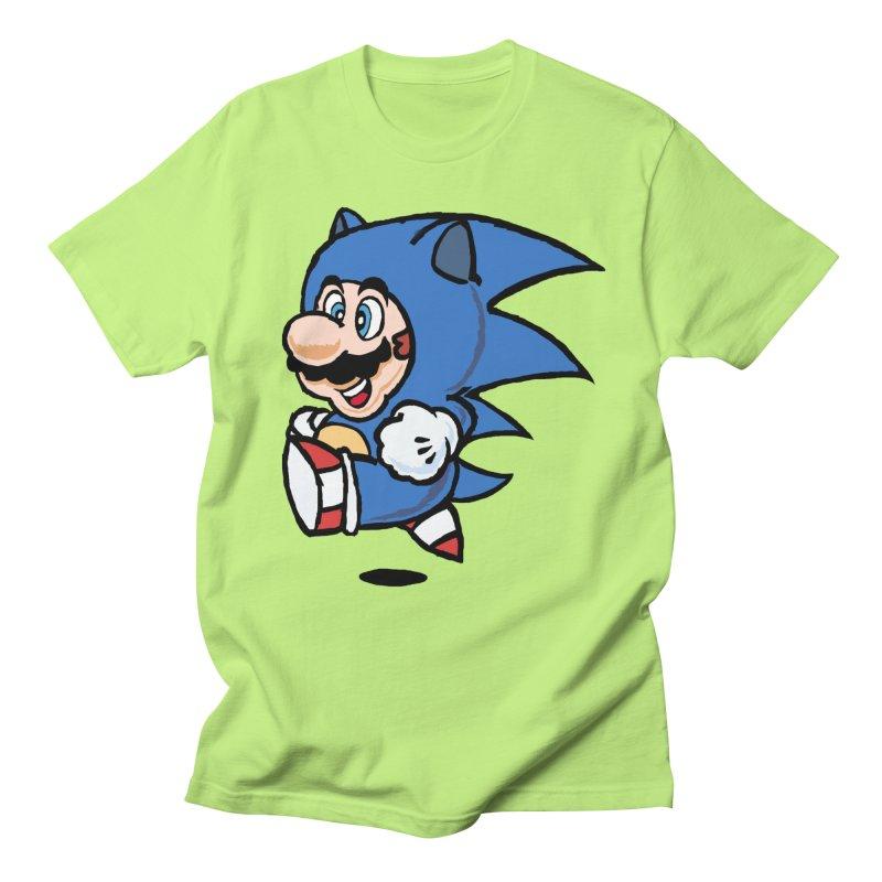 Sonooki Suit Men's Regular T-Shirt by Shadeprint's Artist Shop