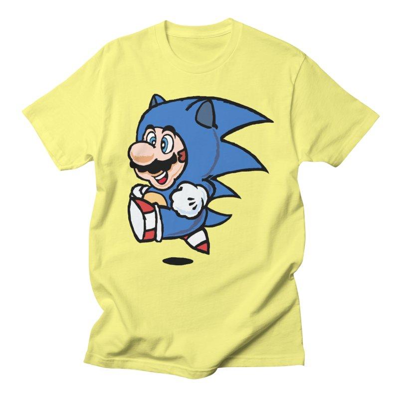 Sonooki Suit Men's T-shirt by Shadeprint's Artist Shop