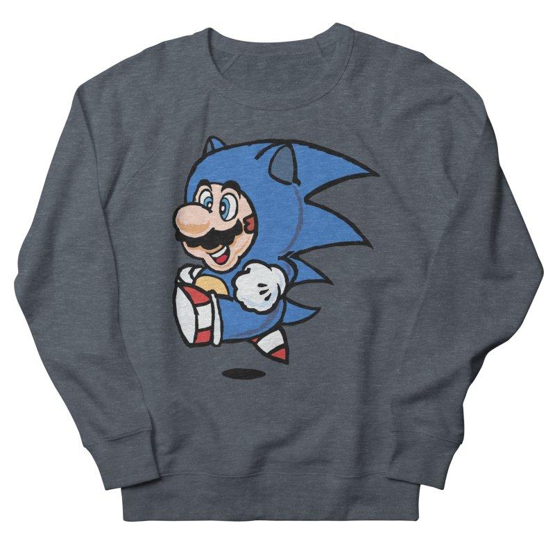 Sonooki Suit Men's Sweatshirt by Shadeprint's Artist Shop