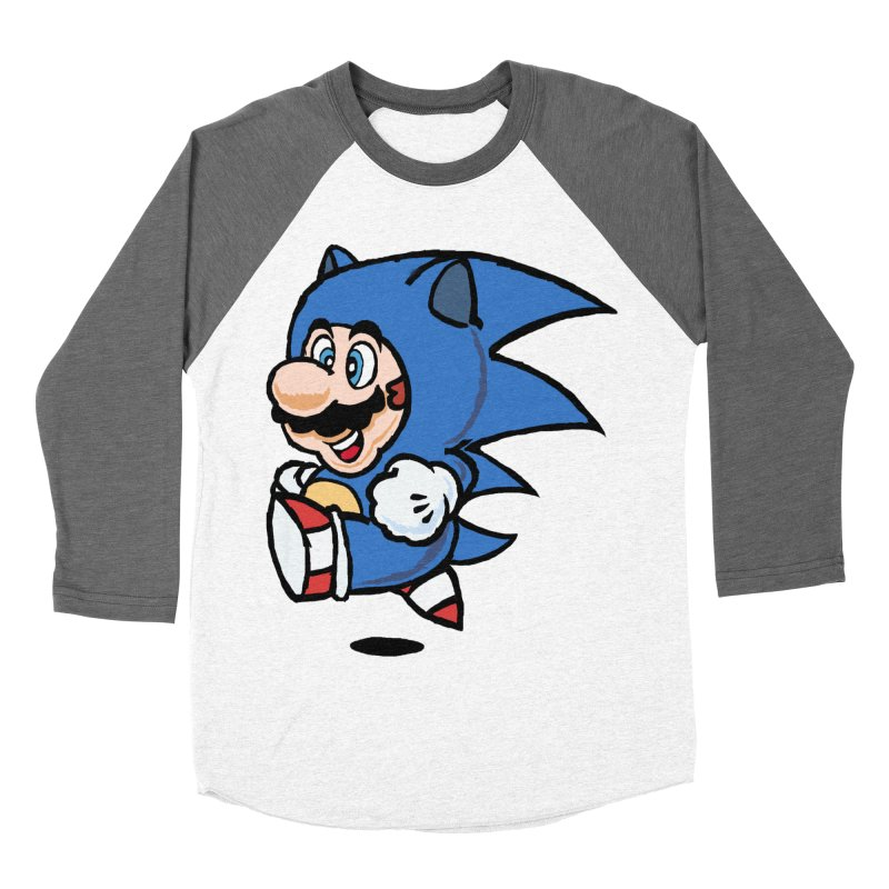 Sonooki Suit Women's Baseball Triblend T-Shirt by Shadeprint's Artist Shop
