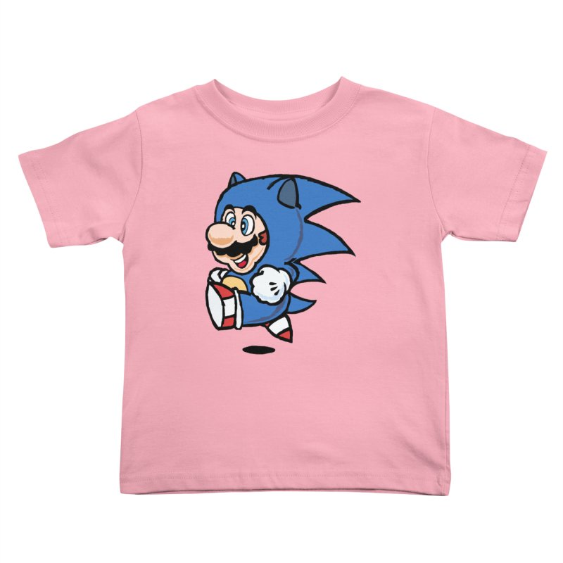 Sonooki Suit Kids Toddler T-Shirt by Shadeprint's Artist Shop