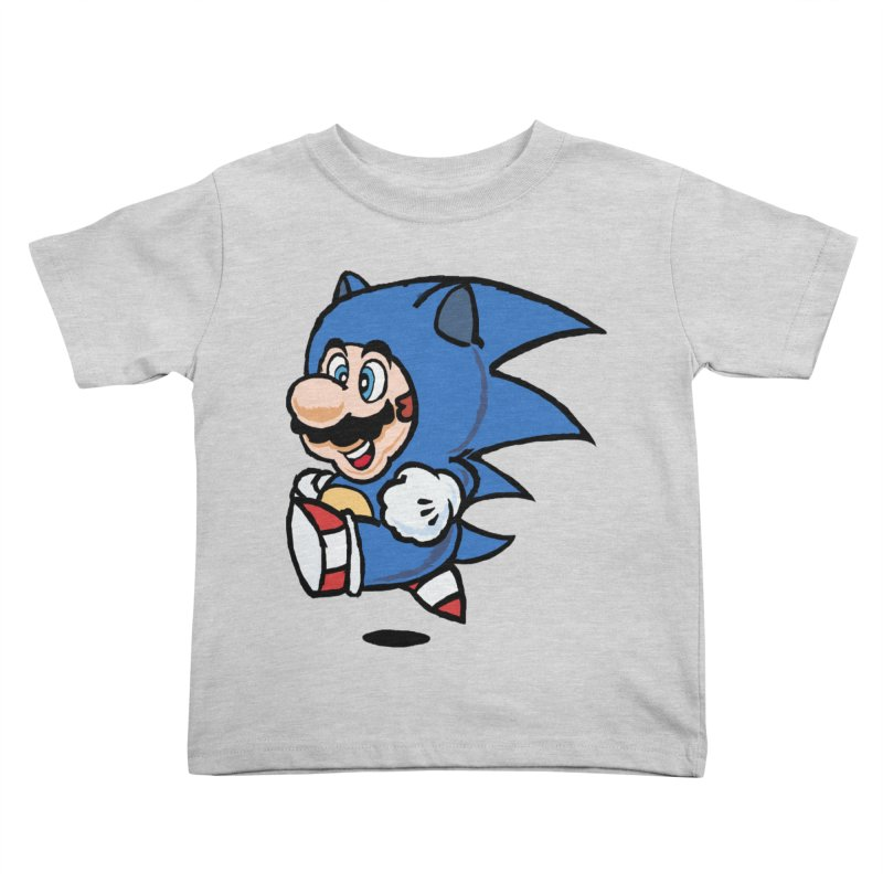 Sonooki Suit Kids Toddler T-Shirt by Shadeprint's Artist Shop