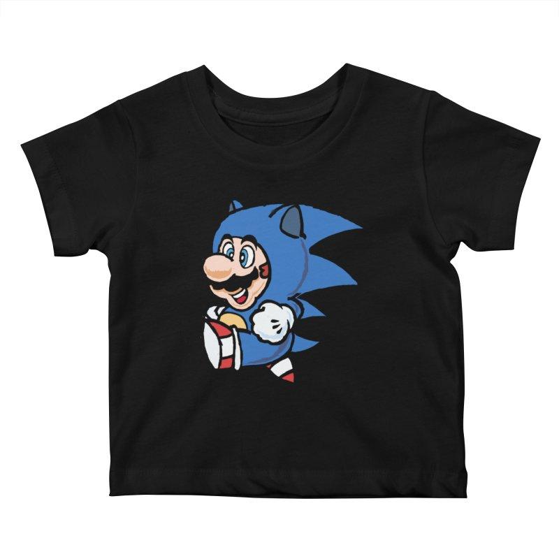 Sonooki Suit Kids Baby T-Shirt by Shadeprint's Artist Shop