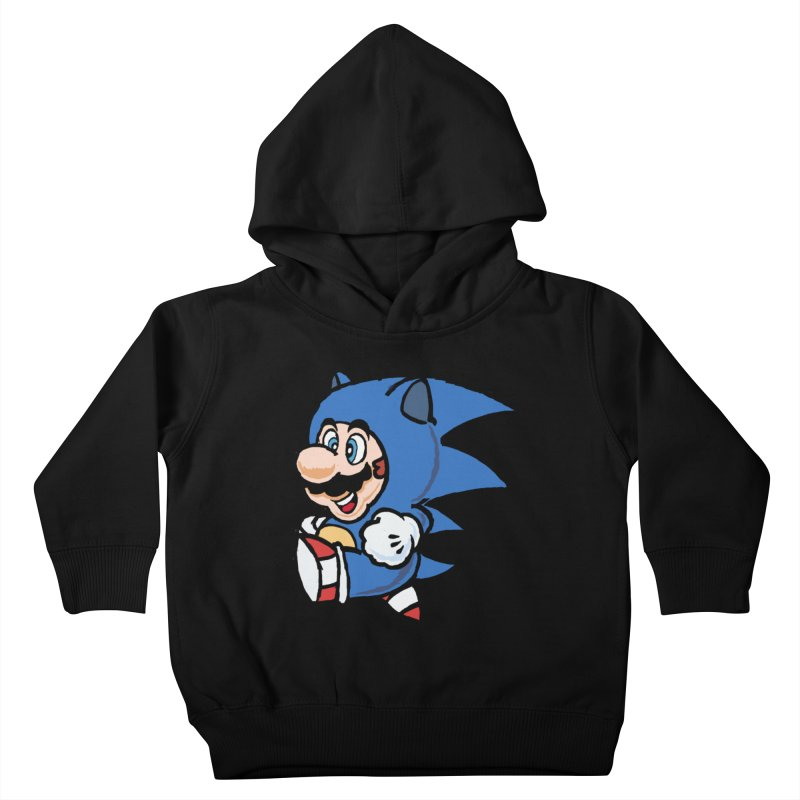 Sonooki Suit Kids Toddler Pullover Hoody by Shadeprint's Artist Shop