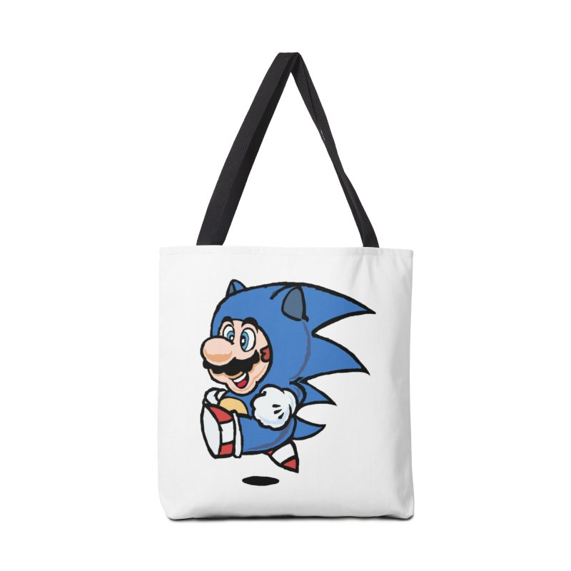 Sonooki Suit Accessories Tote Bag Bag by Shadeprint's Artist Shop