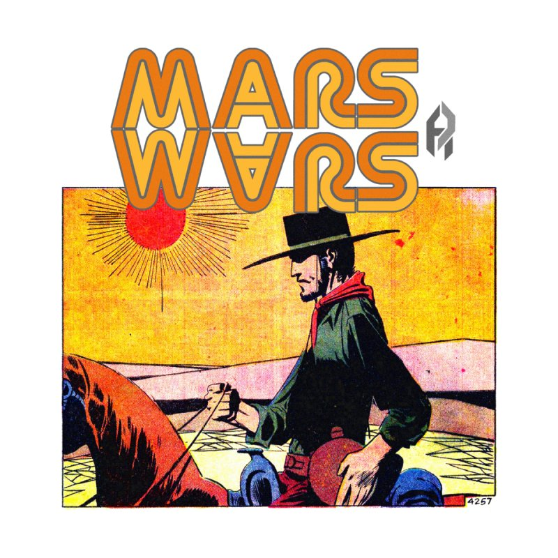 Mars Travels. Women's Triblend T-shirt by Shadeprint's Artist Shop