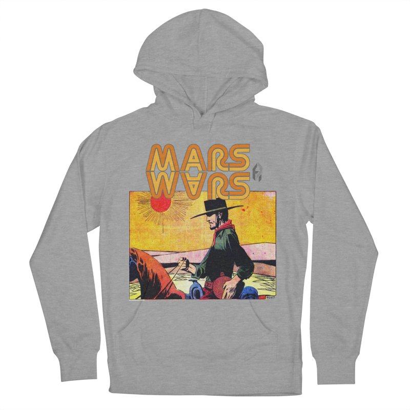 Mars Travels. Men's Pullover Hoody by Shadeprint's Artist Shop