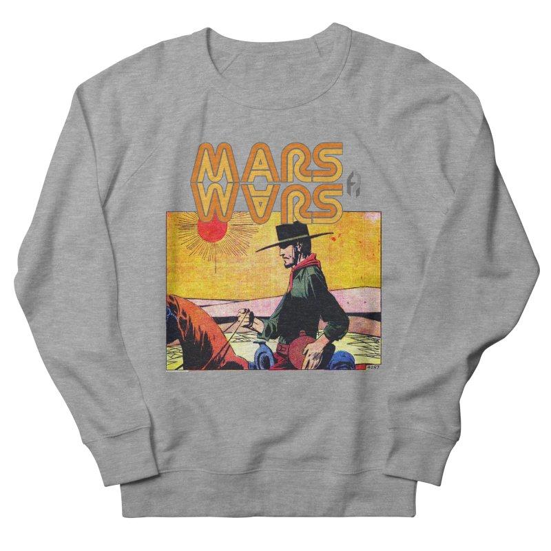 Mars Travels. Men's Sweatshirt by Shadeprint's Artist Shop