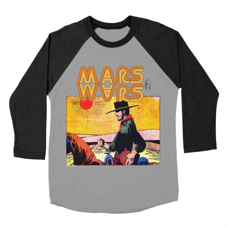 Mars Travels. Women's Baseball Triblend T-Shirt by Shadeprint's Artist Shop
