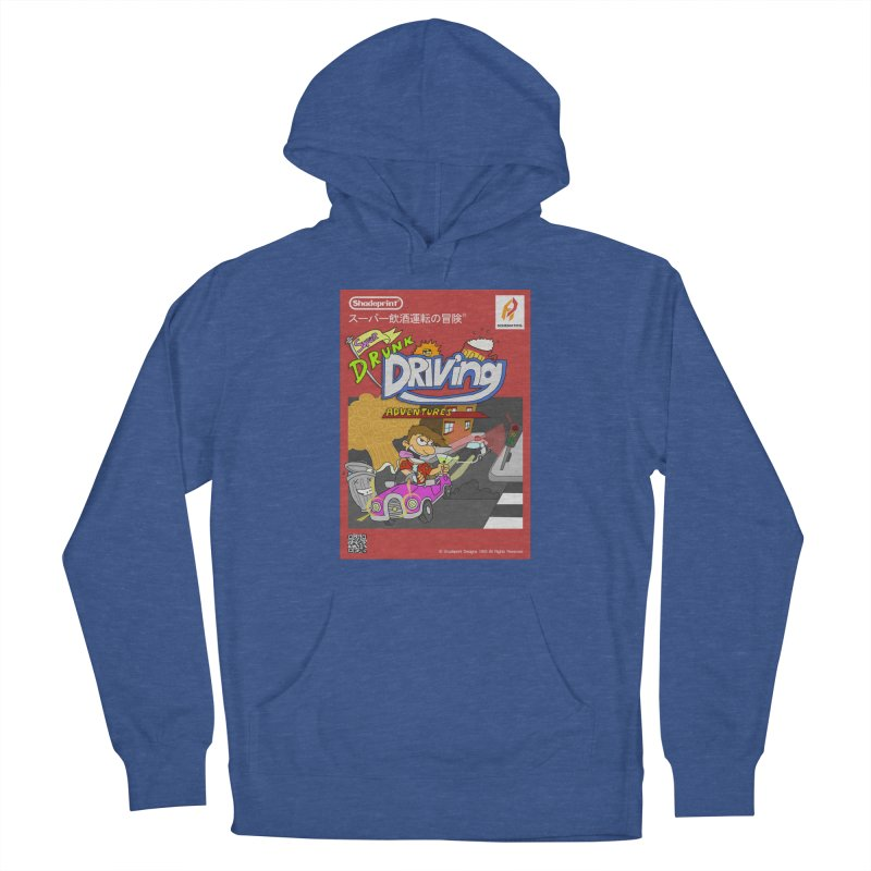 Super Drunk Driving Adventures (Cover Art [JAP]) Men's Pullover Hoody by Shadeprint's Artist Shop