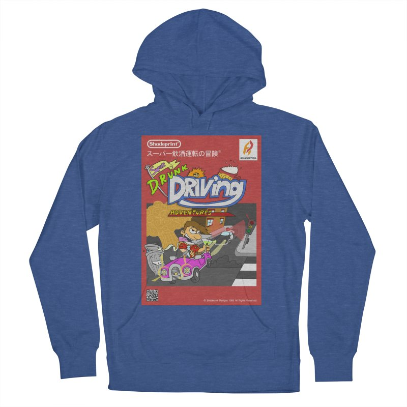 Super Drunk Driving Adventures (Cover Art [JAP]) Women's Pullover Hoody by Shadeprint's Artist Shop