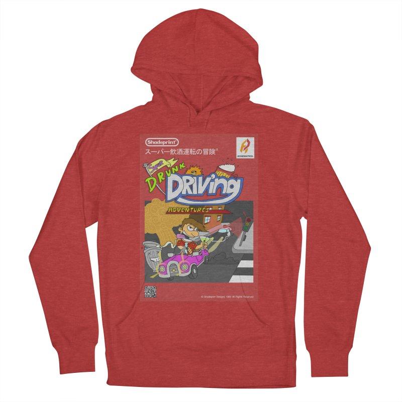 Super Drunk Driving Adventures (Cover Art [JAP]) Men's Pullover Hoody by Shadeprint's Artist Shop