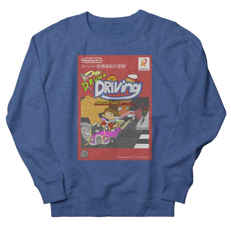 Super Drunk Driving Adventures (Cover Art [JAP]) Men's Sweatshirt by Shadeprint's Artist Shop